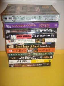 11 Mystery Fiction by Various Authors             #MF12