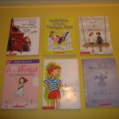 9 Assorted Girl's Juvenile Fiction Lot            #AGJ9