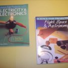 4 Science Fair Projects Sterling Pub Juvenile  #SFP22