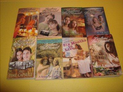 8 Lurlene McDaniel Juvenile Fiction  #LM67