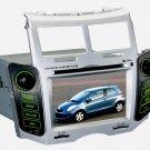 NEW Toyota Yaris Car DVD Player Video Radio GPS Navigation USB SD TV iPod FM RDS