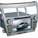 NEW Toyota Vios Car DVD Player Video Radio GPS Navigation USB SD TV iPod FM RDS