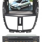 NEW Peugeot 207 Car DVD Player Video Radio GPS USB SD TV iPod