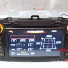 NEW Toyota Corolla Car DVD Player Video Radio GPS Navigation USB SD TV iPod FM RDS