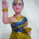 Thai Resin  Kumaree  Thong Good Luck Spirit Statue