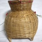 Thai  Style Creel Fishing  Basket work