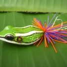 Handmade : Killer Frog TopWater Fishing Lure #GW
