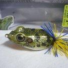 Handmade : River Frog TopWater Fishing Lure #B