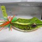 Handmade : Jumbo Frog TopWater Fishing Lure #GR