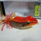 Handmade : Jumbo Frog TopWater Fishing Lure #RD