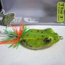 Handmade : River Frog TopWater Fishing Lure #G