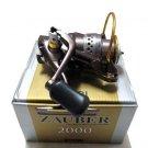 Ryobi Zauber 2000 Spinning Fishing Reel