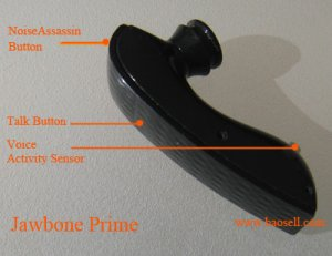 Aliph Jawbone Prime 3 Bluetooth Wireless Headset