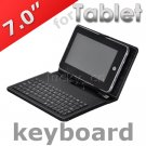 7/8/10 inch keyboard case for Google Android tablet