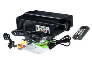 Led Projector 1080p Hdmi Home Theater Hd Tv Vvme V06bled Lamp Technology