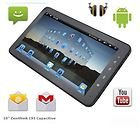 """10"""" Capacitive ePad Tablet PC Zenithink ZT-280 Cortex A9 1GHz 8GB Android 4.0"""