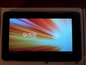 "7"" Capacitive Android 4.03/1.5GHz Tablet Cam Wifi HDMI 4GB 512MB DDR3"