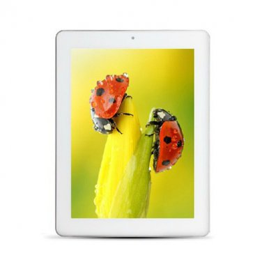 ONDA V813 Quad Core 16GB Tablet PC 8 Inch IPS Screen Android 4.1 2G Ram 4K Video Ultra Thin White