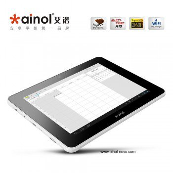 "7"" Ainol Novo 7 Legend Android 4.0.4 Box Chip Multi-core A13 8GB 512MB Tablet PC"