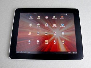 Cube U9GT2 Android 4.0 RK2918 1Ghz Tablet PC 8GB 1GB RAM Dual Camera Wifi