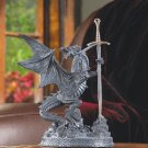 Dragon Letter Opener W/ Stand