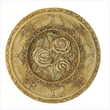 Victorian Rose Stepping Stone