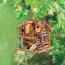 'gone Fishin' Birdhouse