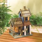 'bass Lake Lodge' Birdhouse