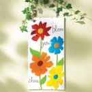 Bloom, Grow, Shine Design Post