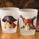 Buccaneer Shot Glasses