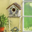 Swinging Frog Birdhouse