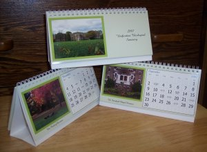 2007 UTS Photo Desk Calendar