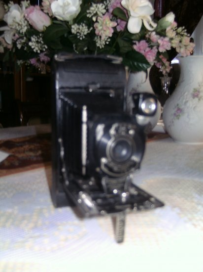 "Eastman Kodak Company �1 Pocket Camera ""Autographic"""
