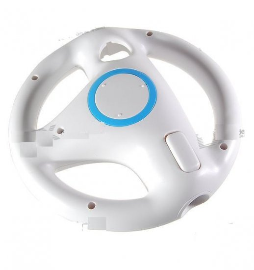 Racing Wheel Controller for Wii