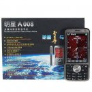 "MingXing A008 3.0"" Touch Screen Dual SIM Dual Network Quadband GSM Cell Phone"
