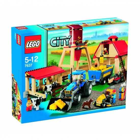 LEGO City Farm (7637)