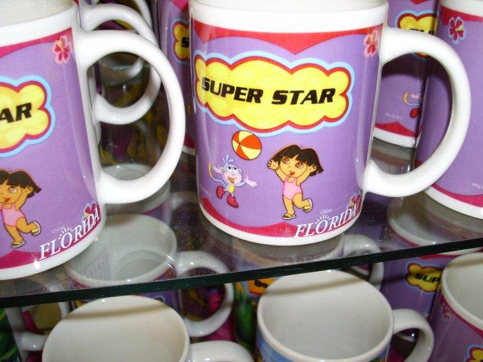 Dora The Explorer Ceramic Mug