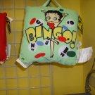 Betty Boop Bingo Pillow