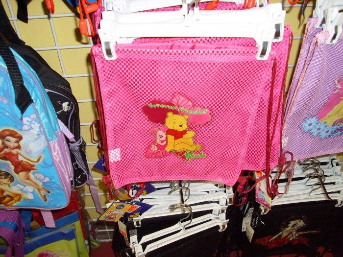 Winnie The Pooh Sling Back Pack/Tote
