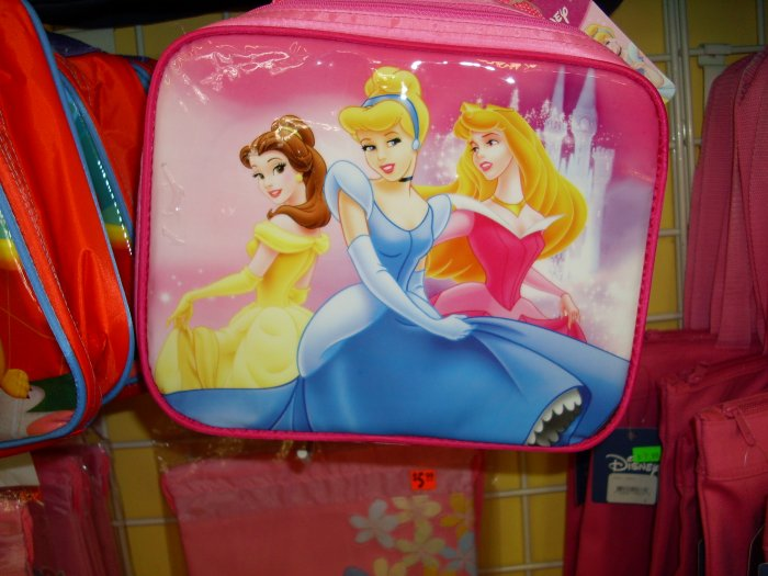 Cinderella and Friends Lunch Box