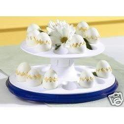 Tupperware Egg-ceptional Server Set