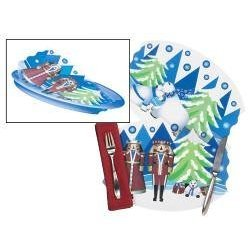Tupperware Impressions Holiday Serving Tray