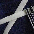 Lingerie Bra Strap Elastic -  off white  - 3/8 in  x 4 yds