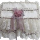 Vintage Victorian Lace Tissue Box Cover ATC 77