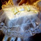 Vintage Victorian Lace Tissue Box Cover ATC 56