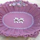 Children Organizer  Baskets LB39- Large Lavender