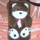 Children Tissue Box Cover Large-Bear  with a Strap CTC60