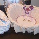 Children Organizer  Baskets LB39- Small Candelight