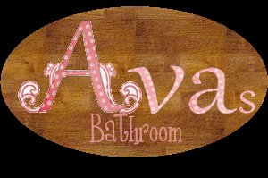 Baby boy / baby girl bathtime personalized name wood plaque/sign 7 X 5 (E)