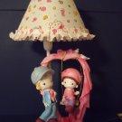 Kids boy girl nursery décor resin table accent lamp night light NEW  FSC-23